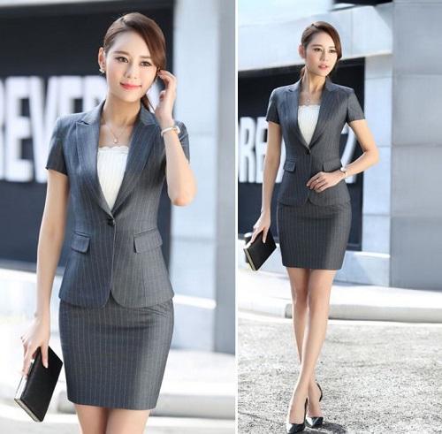 mẫu váy vest công sở đẹp ứng dụng ngay cho chị em 11