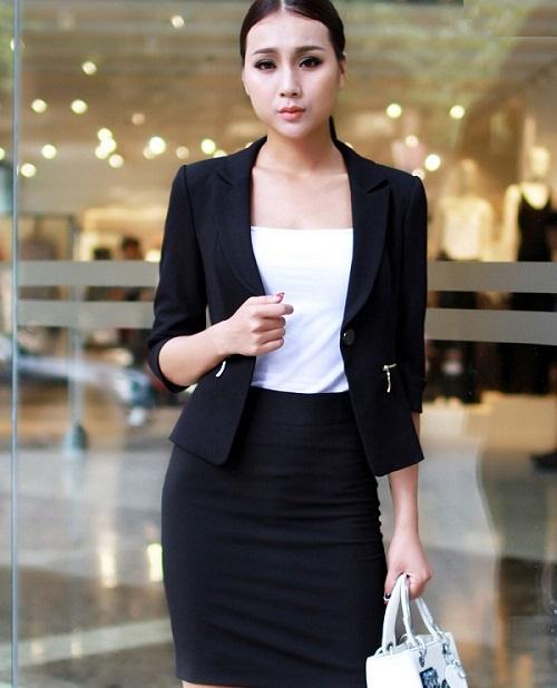 mẫu váy vest công sở đẹp ứng dụng ngay cho chị em 3