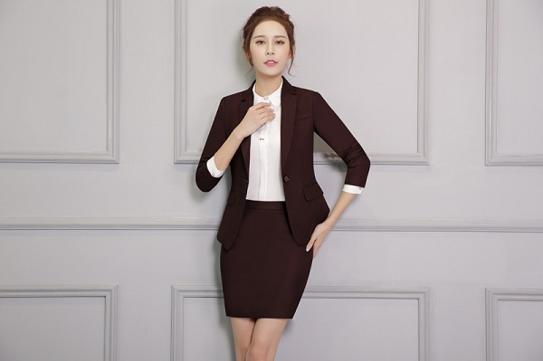 mẫu váy vest công sở đẹp ứng dụng ngay cho chị em 5