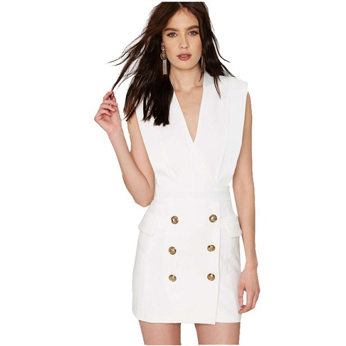 mẫu váy vest công sở đẹp ứng dụng ngay cho chị em 8