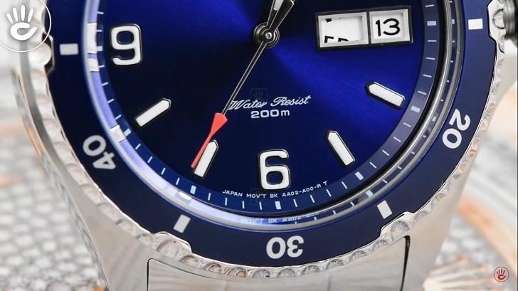 Đồng hồ Orient FAA02002D9 automatic, trữ cót trên 40 giờ - Ảnh 2