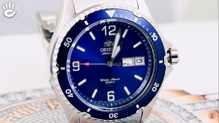 Đồng hồ Orient FAA02002D9 automatic, trữ cót trên 40 giờ - Ảnh 5