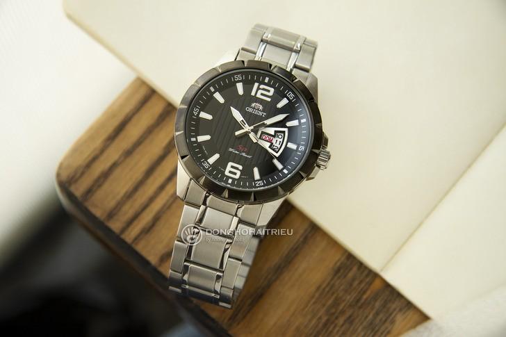 Đồng hồ Orient FUG1X001B9: Thiết kế lịch lãm, máy Nhật - Ảnh 1