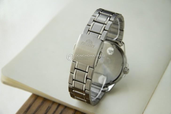 Đồng hồ Orient FUG1X001B9: Thiết kế lịch lãm, máy Nhật - Ảnh 4
