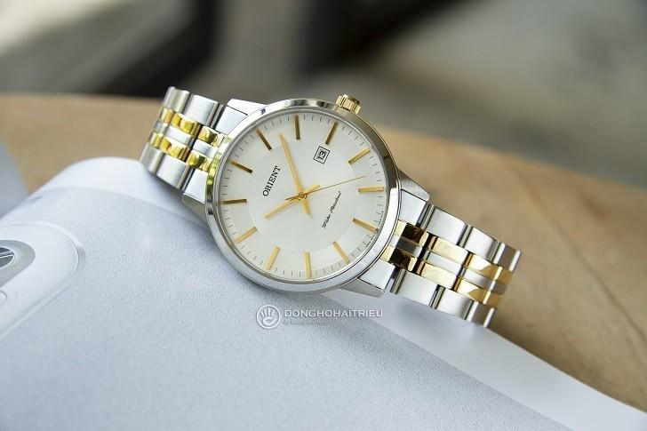 Orient FUNG8002W0 chỉ 4 triệu cho đồng hồ kính Sapphire - Ảnh 1