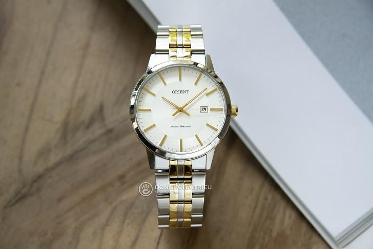 Orient FUNG8002W0 chỉ 4 triệu cho đồng hồ kính Sapphire - Ảnh 2