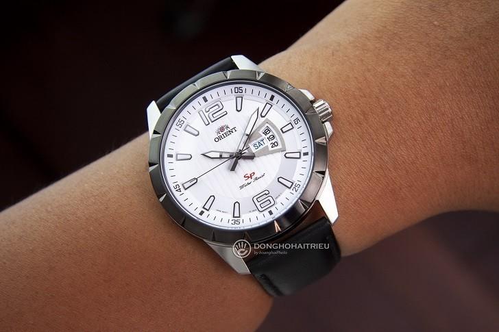 Đồng hồ nam Orient FUG1X003W9 giá rẻ, thay pin miễn phí - Ảnh 2