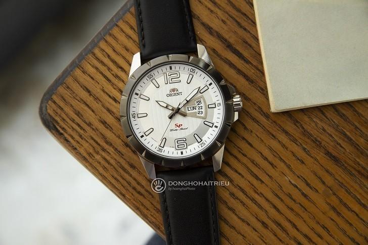 Đồng hồ nam Orient FUG1X003W9 giá rẻ, thay pin miễn phí - Ảnh 4