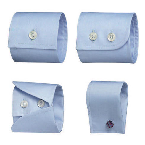 phân loại áo sơ mi trắng công sở nam để thấy sự đa dạng 4