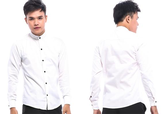 phân loại áo sơ mi trắng công sở nam để thấy sự đa dạng 5