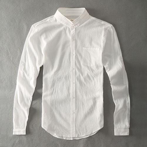 phân loại áo sơ mi trắng công sở nam để thấy sự đa dạng 6