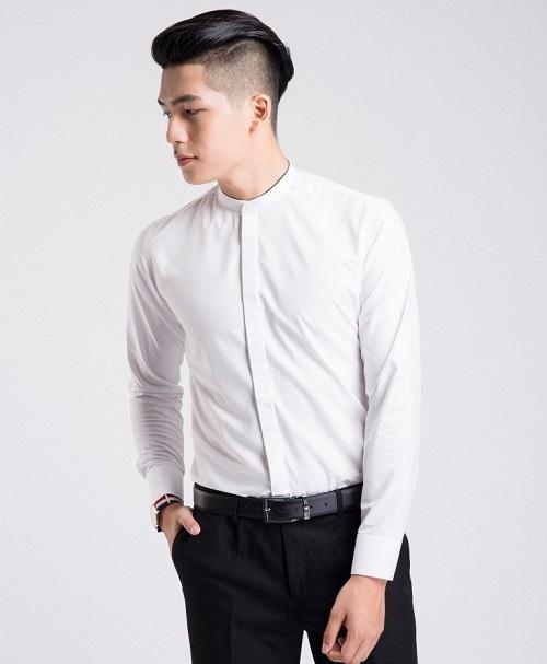 phân loại áo sơ mi trắng công sở nam để thấy sự đa dạng 8.1