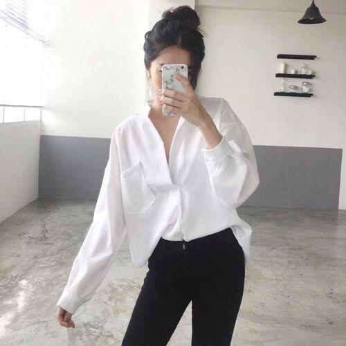 phong cách thời trang tối giản 4