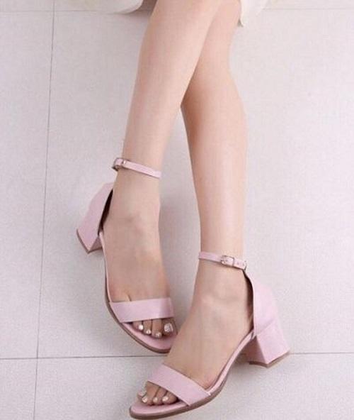 top những đôi giày phối váy đầm công sở đẹp 4