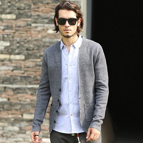 áo khoác cardigan nam nữ len cho mùa đông ấm áp hơn 2