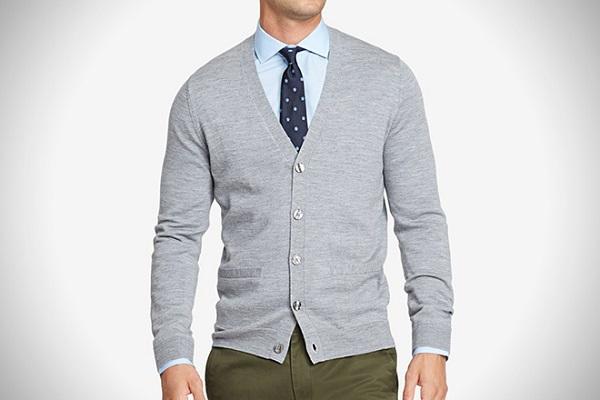 áo khoác cardigan nam nữ phối hợp như thế nào 5