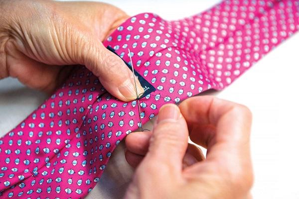 bật mí cà vạt nam cao cấp được làm ra như thế nào 7