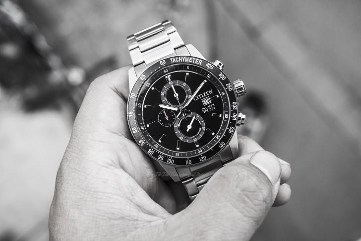 Đồng hồ nam Citizen AN3600-59E thay pin trọn đời miễn phí - Ảnh 2