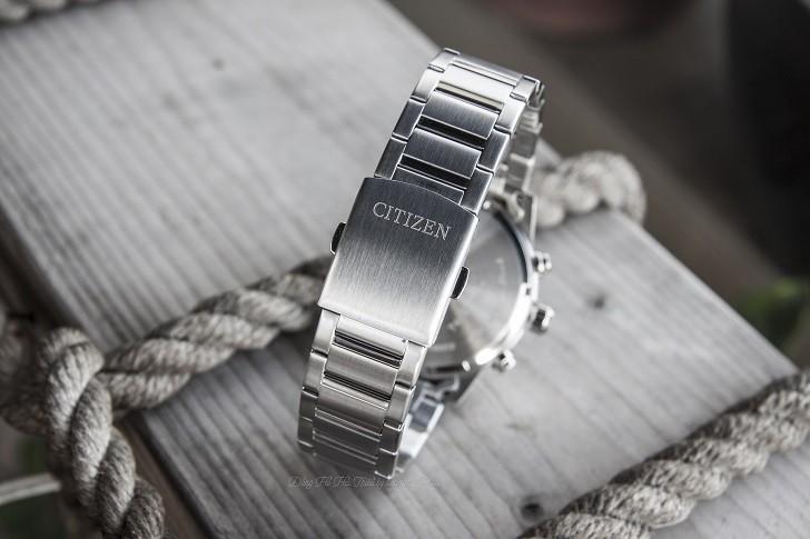 Đồng hồ nam Citizen AN3600-59E thay pin trọn đời miễn phí - Ảnh 4