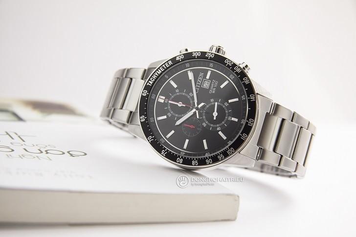 Đồng hồ nam Citizen AN3600-59E thay pin trọn đời miễn phí - Ảnh 5