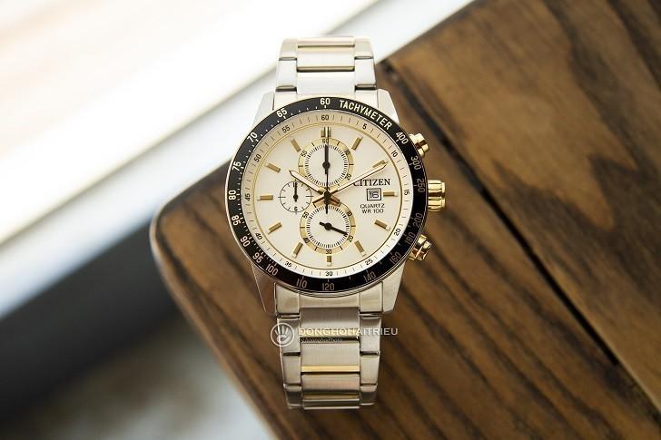 Đồng hồ nam Citizen AN3604-58A giá rẻ, thay pin miễn phí - Ảnh 1