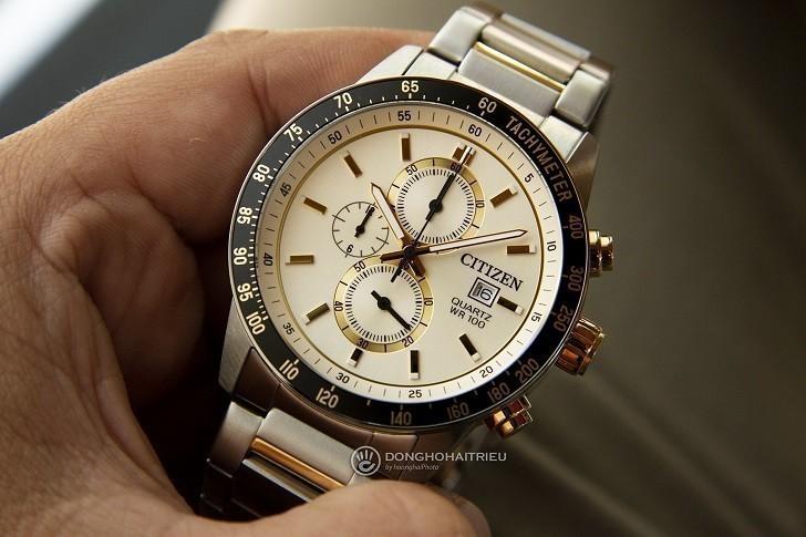 Đồng hồ nam Citizen AN3604-58A giá rẻ, thay pin miễn phí - Ảnh 3