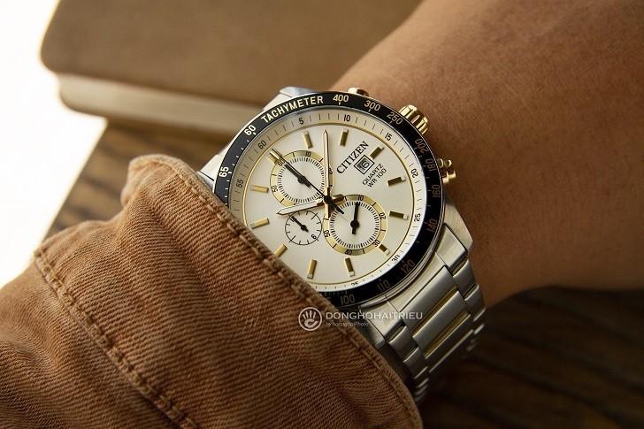 Đồng hồ nam Citizen AN3604-58A giá rẻ, thay pin miễn phí - Ảnh 5