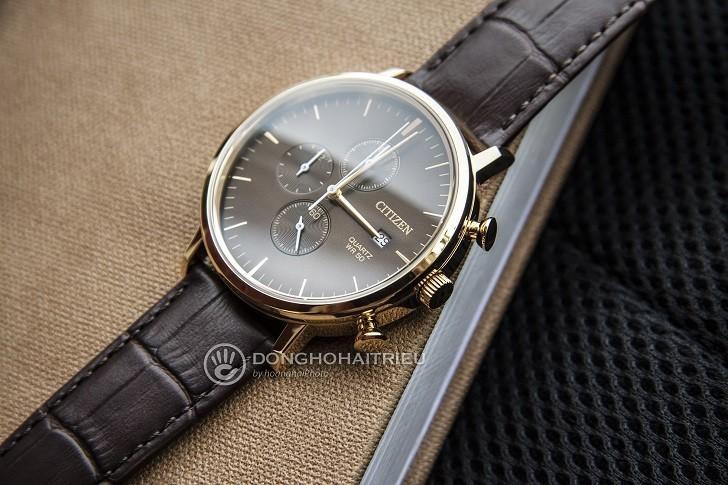 Đồng hồ Citizen AN3612-09X rẻ, thay pin trọn đời miễn phí - Ảnh 1