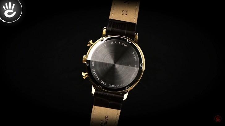 Đồng hồ Citizen AN3612-09X rẻ, thay pin trọn đời miễn phí - Ảnh 2