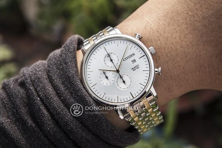 Đồng hồ Citizen AN3614-54A giá rẻ, thay pin miễn phí - Ảnh: 3