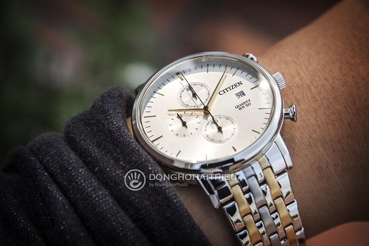 Đồng hồ Citizen AN3614-54A giá rẻ, thay pin miễn phí - Ảnh: 5