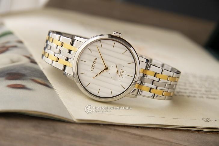 Đồng hồ Citizen BE9174-55A dây kim loại demi sang trọng - Ảnh 1