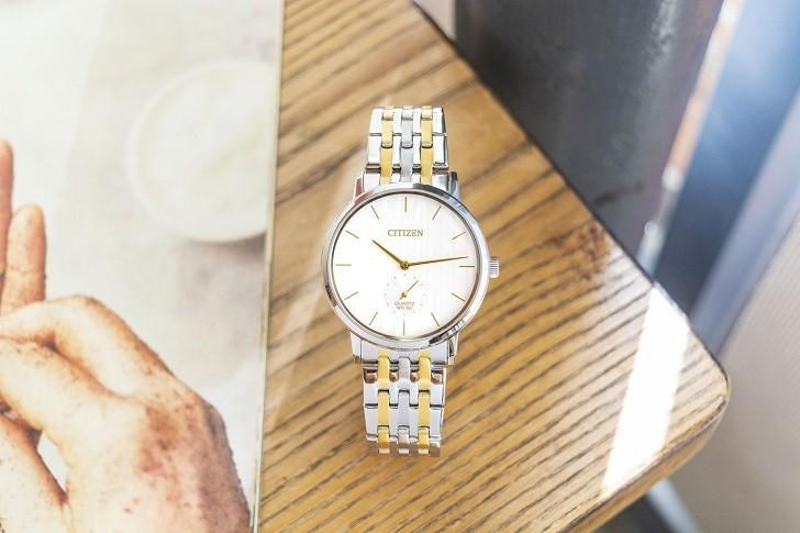 Đồng hồ Citizen BE9174-55A dây kim loại demi sang trọng - Ảnh 3