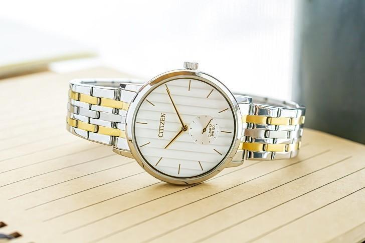 Đồng hồ Citizen BE9174-55A dây kim loại demi sang trọng - Ảnh 6