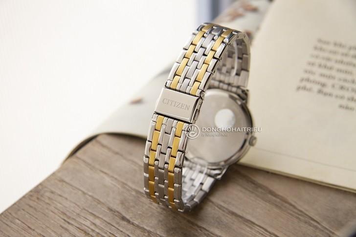 Đồng hồ Citizen BE9174-55A dây kim loại demi sang trọng - Ảnh 4