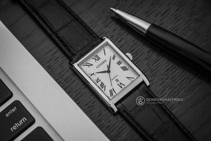 Đồng hồ nam Citizen BH3000-09A thay pin trọn đời miễn phí - Ảnh 1