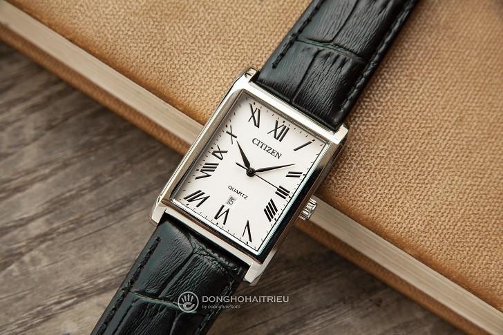 Đồng hồ nam Citizen BH3000-09A thay pin trọn đời miễn phí - Ảnh 2