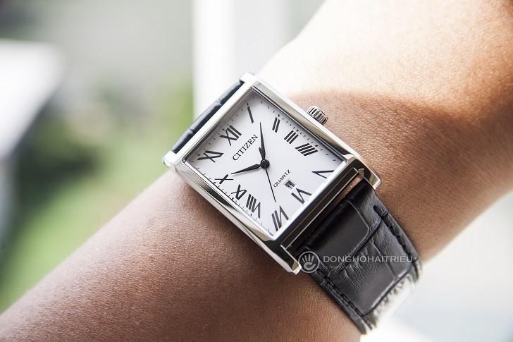 Đồng hồ nam Citizen BH3000-09A thay pin trọn đời miễn phí - Ảnh 3