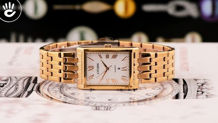 Đồng hồ nữ Citizen BH3003-51A giá rẻ, thay pin miễn phí - Ảnh 1