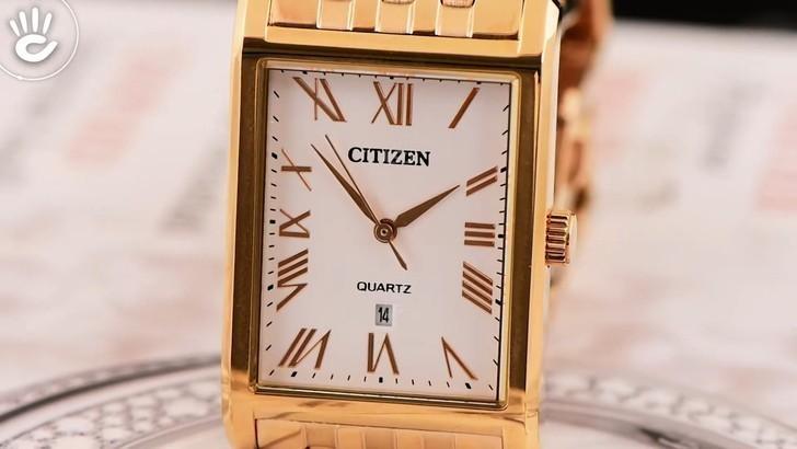 Đồng hồ nữ Citizen BH3003-51A giá rẻ, thay pin miễn phí - Ảnh 2