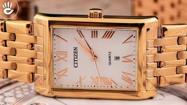 Đồng hồ nữ Citizen BH3003-51A giá rẻ, thay pin miễn phí - Ảnh 5