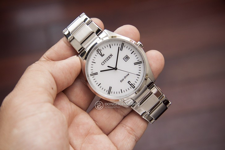 Đồng hồ Citizen BM7350-86A dùng pin năng lượng ánh sáng - Ảnh 3