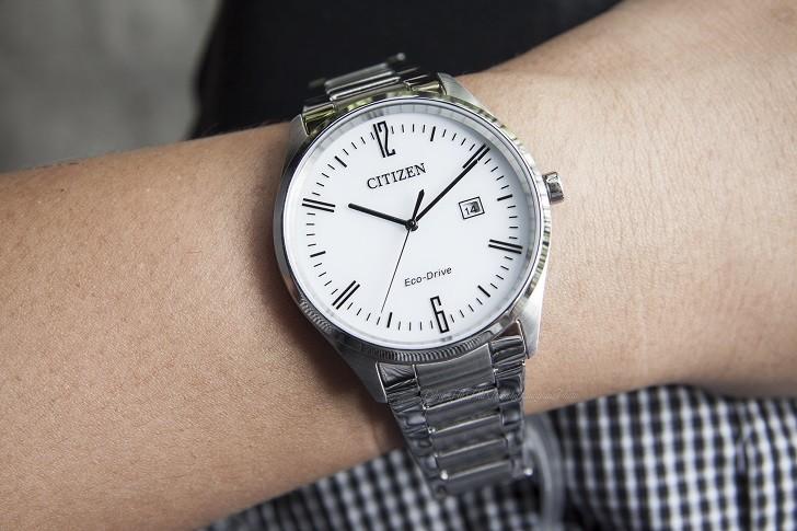 Đồng hồ Citizen BM7350-86A dùng pin năng lượng ánh sáng - Ảnh 5