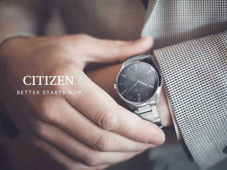 Đồng hồ Eco-drive Citizen BM7350-86E năng lượng ánh sáng - Ảnh 2