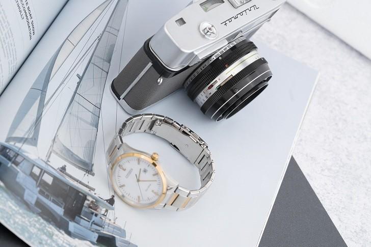 Đồng hồ Evo-Drive Citizen BM7354-85A năng lượng ánh sáng - Ảnh 1