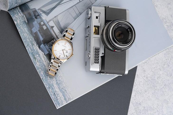 Đồng hồ Evo-Drive Citizen BM7354-85A năng lượng ánh sáng - Ảnh 3