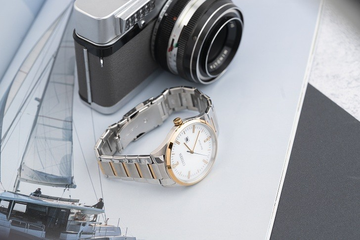 Đồng hồ Evo-Drive Citizen BM7354-85A năng lượng ánh sáng - Ảnh 5