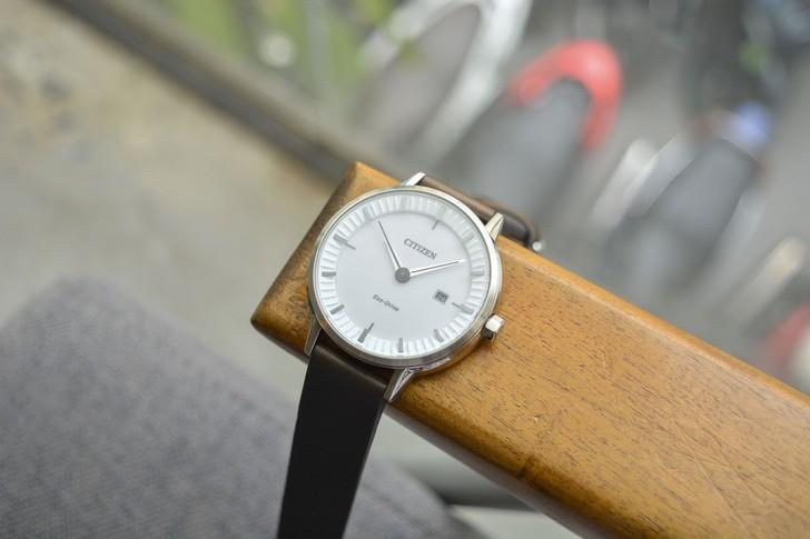 Đồng hồ Citizen BM7370-11A năng lượng ánh sáng độc quyền - Ảnh 6