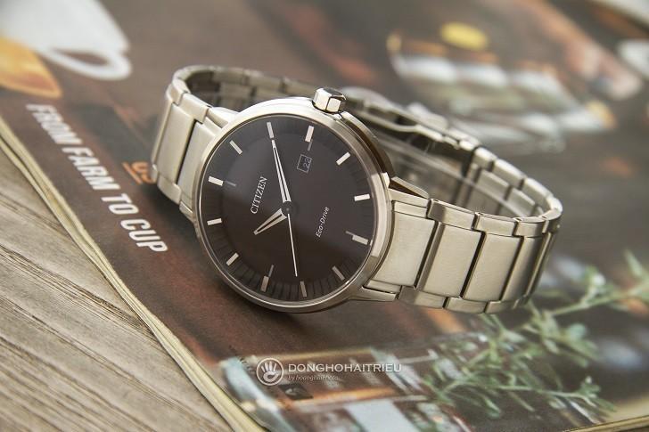 Đồng hồ Citizen BM7370-89E năng lượng Eco-Drive độc quyền - Ảnh 7