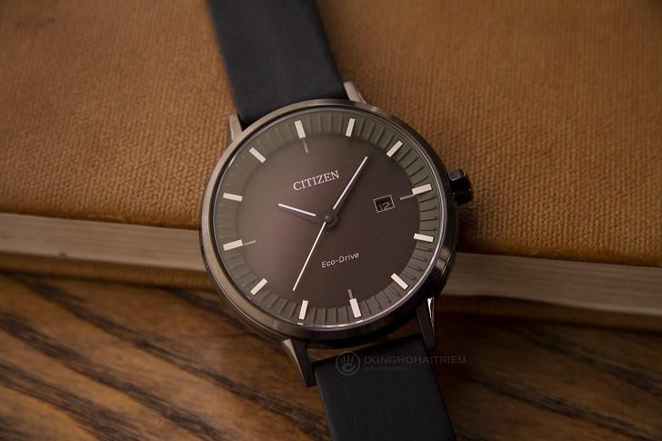 Đồng hồ nam Citizen BM7377-12X bộ máy năng lượng ánh sáng - Ảnh 1